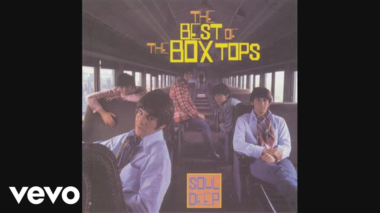 The Box Tops The Letter Audio