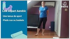 Paris chez vous : Sport en famille et Low Impact Aerobic avec Christel
