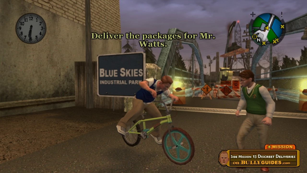 Bully Discreet Deliveries