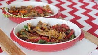 İstiridye Mantar Sote Tarifi - Mantar sote Yapımı çok Basit ve Lezzetli :) - Hayalimdeki Yemekler