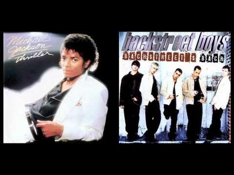 Thriller/Everybody (Backstreet's Back) Mashup