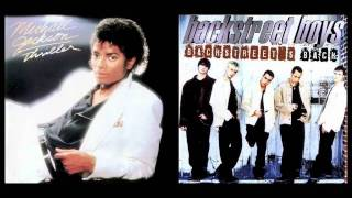 Thriller/Everybody (Backstreet