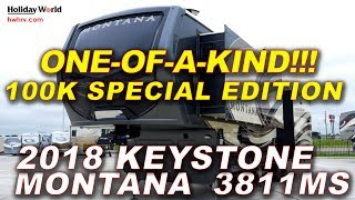 One-of-a-kind!!!! 100K Special Edition Keystone Montana 3811 - Holiday World RV (855-462-9138)