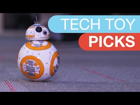 Top Tech Toys for Kids