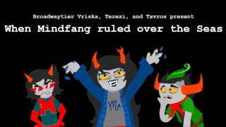 Broadway Homestuck: When Mindfang ruled over the Seas