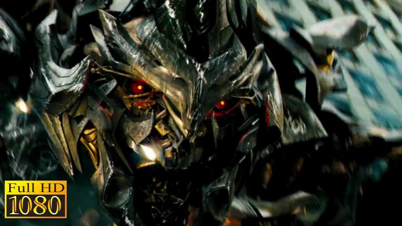 transformers 2007 optimus prime vs megatronfinal