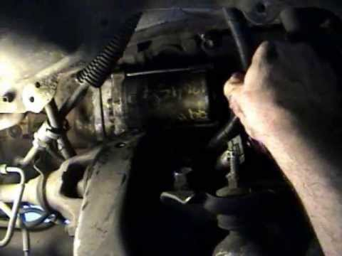 Toyota 4 Runner STARTER MOTOR - HOW TO REPLACE / INSTALL 4runner 1993 93