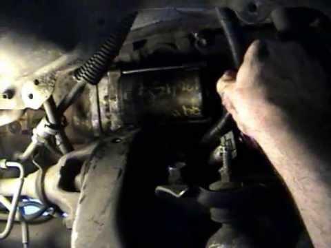 Toyota 4 Runner STARTER MOTOR - HOW TO REPLACE / INSTALL 4runner