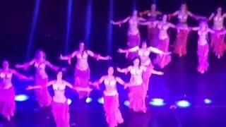 "Ballet RAKKASAH ""Nebtiti Min El Hikaya"" en PINK SHOW"