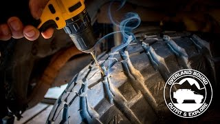 Trail Tire Repair How To