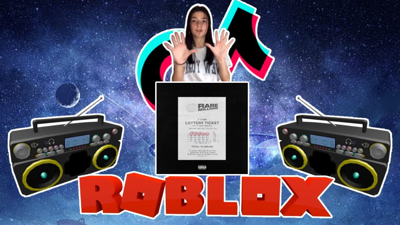 Roblox Song Id Codes Tiktok Trends Edition Youtube