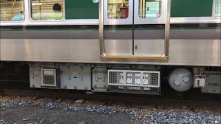 【三菱SiC】227系1000番台SD02編成走行音 / JR227-1000 Sound