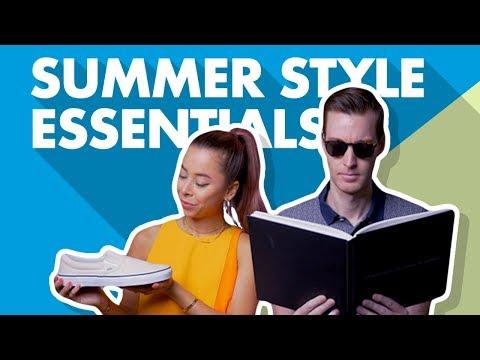 12 Men's Summer Style Essentials