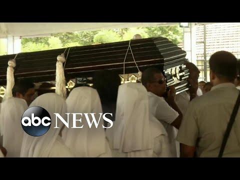 1st American victims identified in Sri Lanka attacks