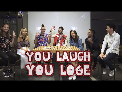 DONT LAUGH CHALLENGE - Featuring DNCE