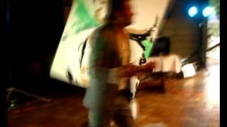 Танцующий художник Анатолий Бабич