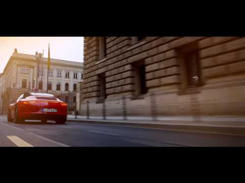 Porsche Drive – Unique Driving Experience In Berlin And Stuttgart
