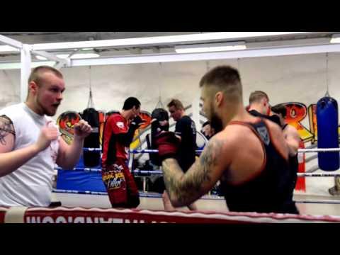 Kilpanyrkkeily Lahden Laaki Boxing