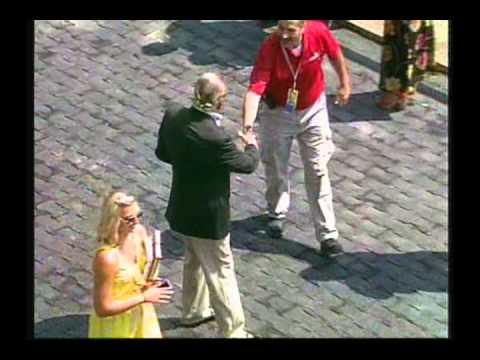 Godfather Actor Gianni Russo At Saratoga