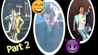 Harry Styles: Live On Tour - Dorky, hilarious and sexy moments {Part 2}