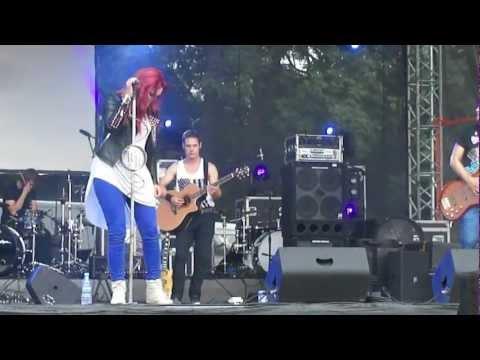 Ewa Farna - Kobierzyce - 26.8.2012 - Bez Ciebie