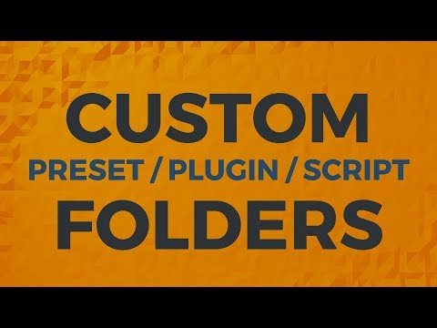 New in Cinema 4D R19: Custom Folders for Presets, Plugins and Scripts via  Environment Variables