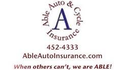 Able Auto Insurance Branding