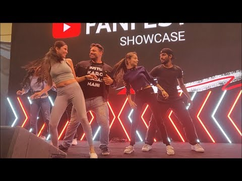fanfest Delhi Rehearsals 2019  G M Dance ft Flying Beast  Vlog