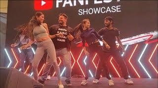 Baixar Youtube fanfest Delhi Rehearsals 2019 | G M Dance ft. Flying Beast | Vlog