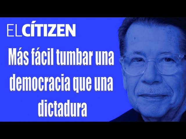 Más fácil tumbar una democracia que una dictadura | El Citizen | EVTV | 10/22/2021 Seg 4