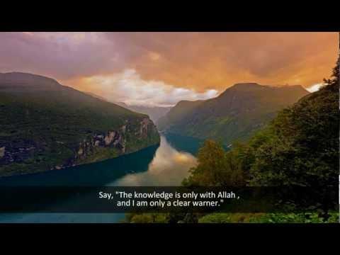 Surat Al-Mulk - Moutasem Al-Hameedi : سورة الملك - معتصم الحميدي