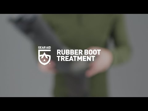 Revivex Rubber Boot Treatment by GEAR AID