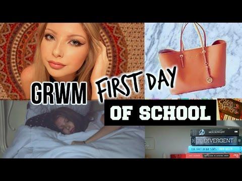 GRWM: First Day of Sophomore Year| HIGH SCHOOL