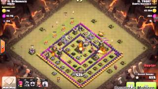 TOP 8 THINGS CLASH OF CLANS PLAYERS HATE!!