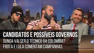 LULA DEPÕE SOBRE HADDAD e Alexandre Frota sobre Bolsonaro | Paulo Guedes investigado
