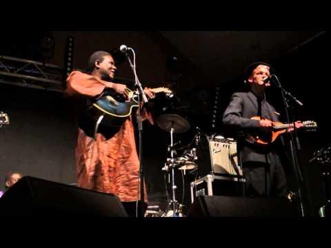 Cradle Cap - Desert Rendez-Vous (Mali meets the Shiels) Jazz dans le Bocage 2013