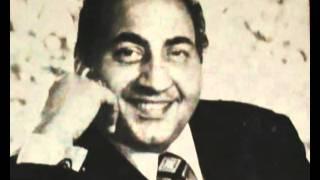 Ujhar Gaya Panchhi Ab Tera Basera - Film  Ghar Ki Laaj - Rafi.mp4