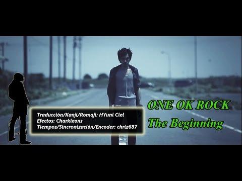 [Karaoke] ONE OK ROCK - The Beginning (Sub. Esp. Latino)