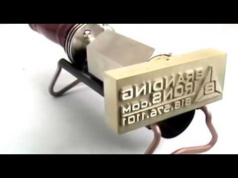 Electric Branding Iron   Branding Wood