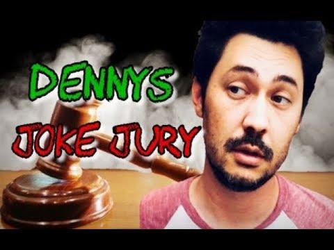 Dennys Joke Jury (05-16-2019) 🍅