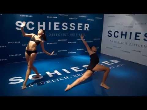 Schiesser Brand Exhibition