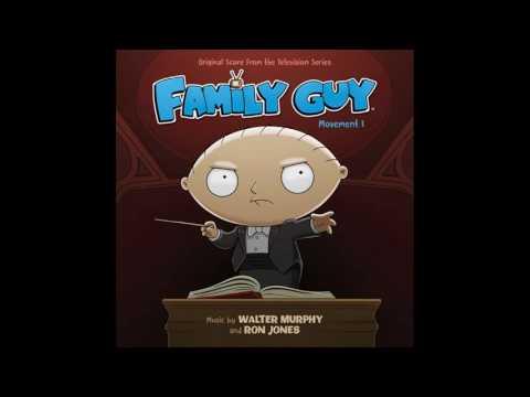 Family Guy | Soundtrack Suite (Walter Murphy & Ron Jones)