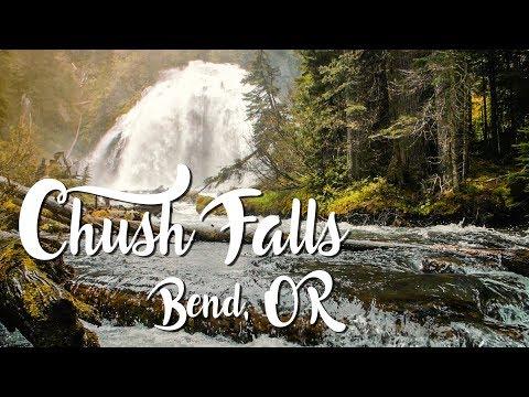 Chush Falls Hike in Bend, OR | Vlog 17