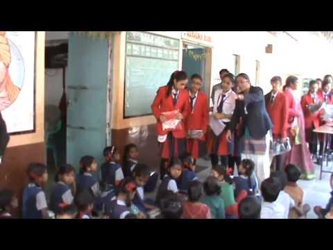 G.D.Goenka International School,Surat-Donation Drive at Dang - Part-2