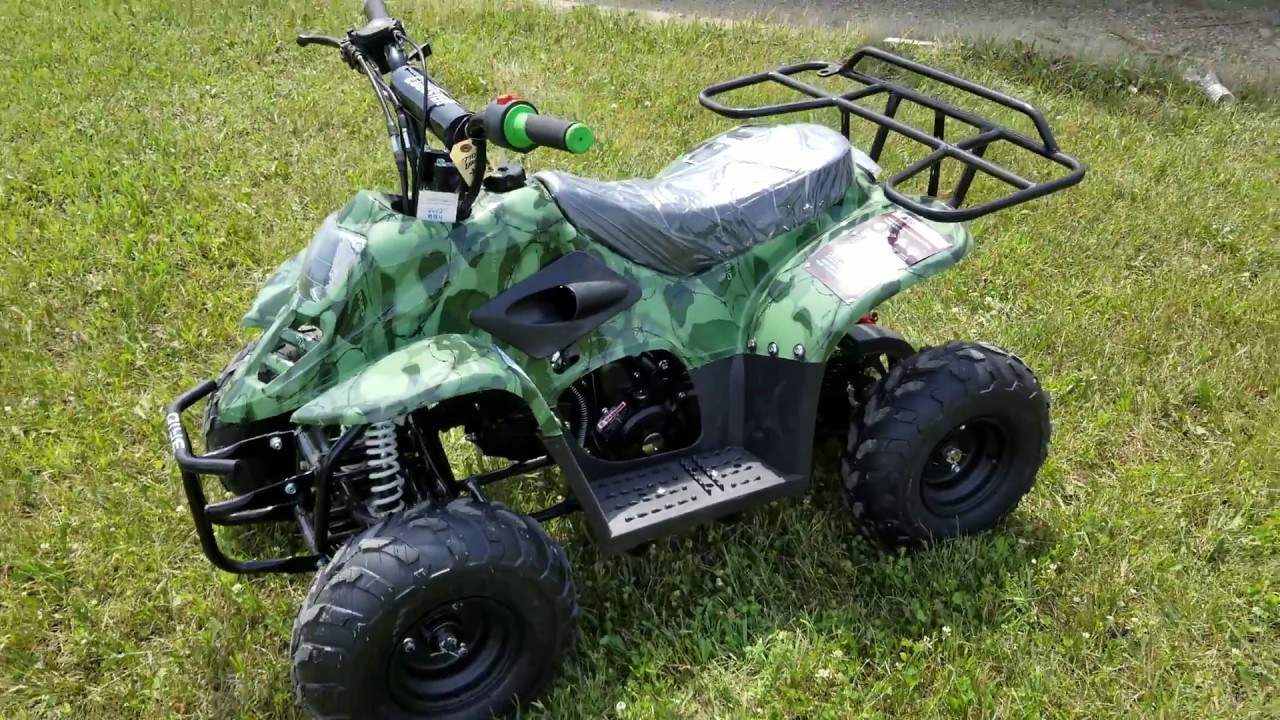 110cc Atv For Sale >> 110cc Atv Coolster 3050c Fully Automatic Atv For Sale