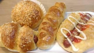 Roti Manis anti gagal ala Bakery