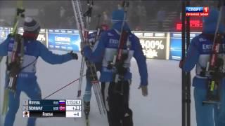 Лучшие финиши Антона Шипулина | The best finishes of Anton Shipulin