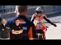 Test MotoGP a Phillip Island. Il commento di Nico e Zam. Day 1