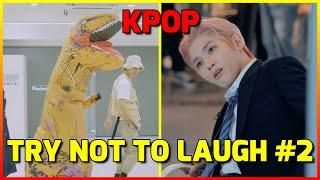 KPOP Try Not To Laugh #2 (NCT, WayV, EXO, MONSTA X, ATEEZ, ONEUS)
