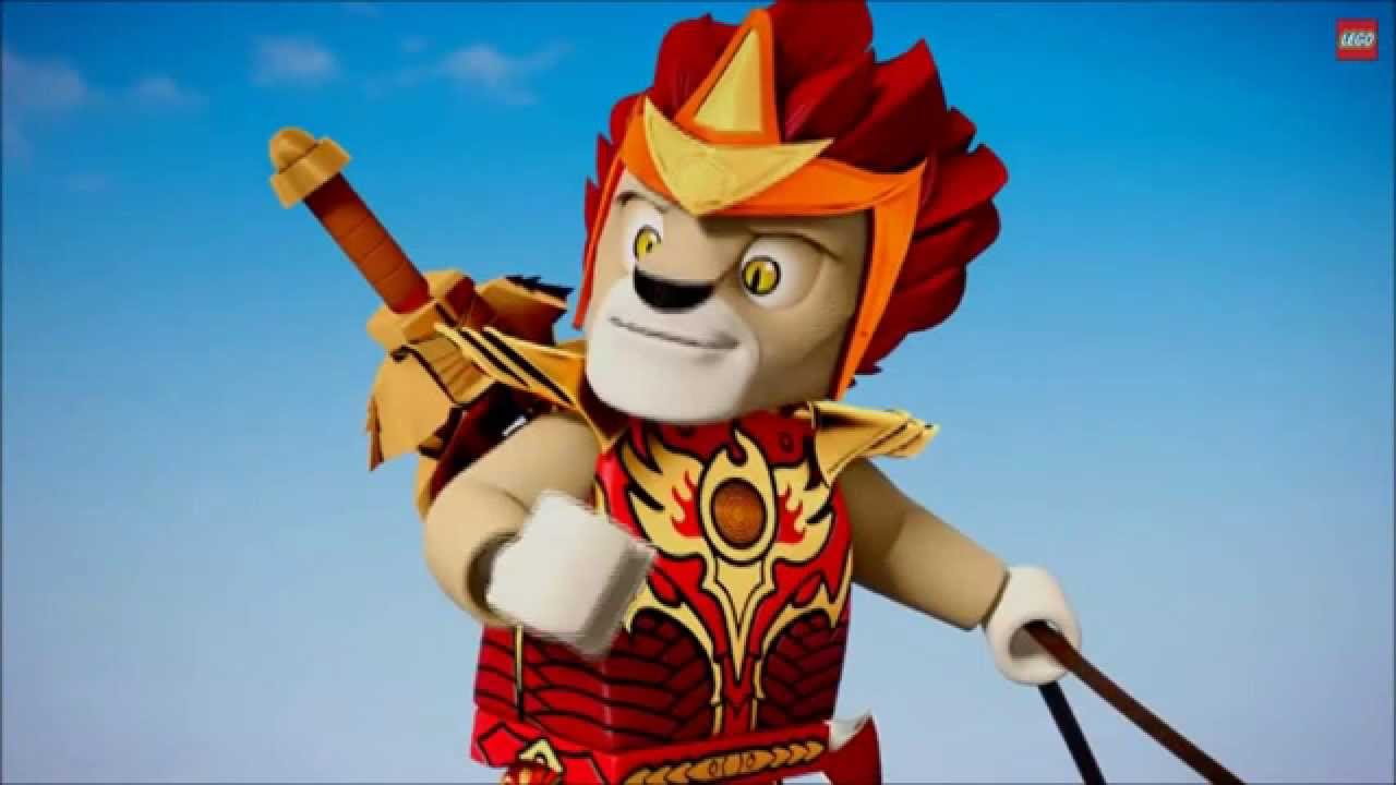 Legends of chima episode 33 cool and collected coverage - Dessin lego chima ...